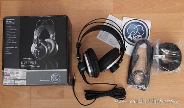 Наушники AKG K 271 MK II купить на eBay
