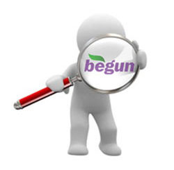 Реклама Begun (Бегун). Лидер или аутсайдер?