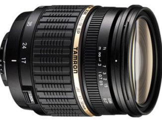 Объектив для Canon 600D Tamron 17-50