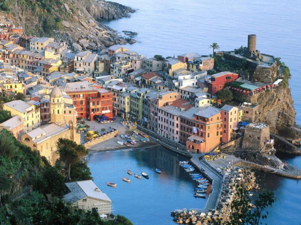 Лигурия - административный регион Италии на северном побережье Лигурийского моря. Красивые места!