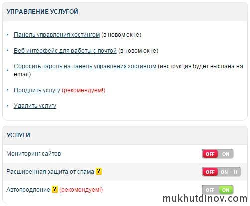 Хостинг reg ru отзывы бесплатный хостинг кампании